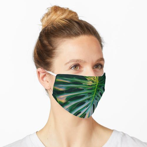 Pflanzentextur Hintergrund Maske