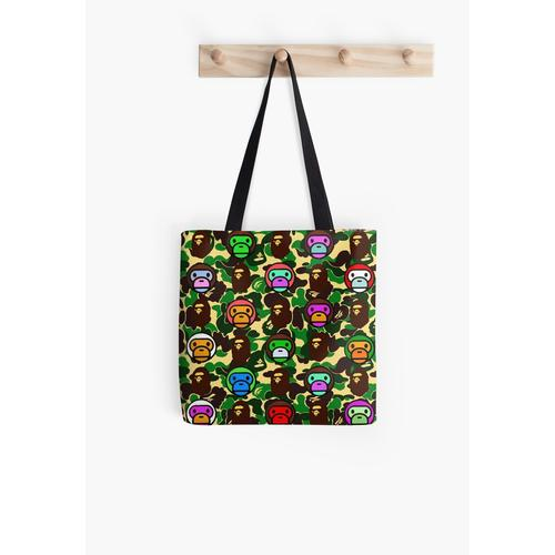 Bape Army Collage Tasche