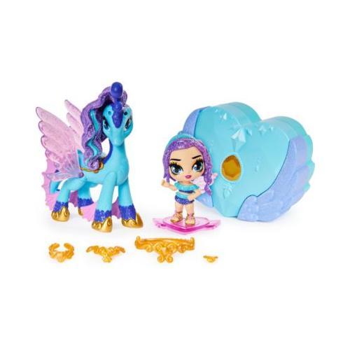 Hatchimals - Pixies Riders - Seahorse blau