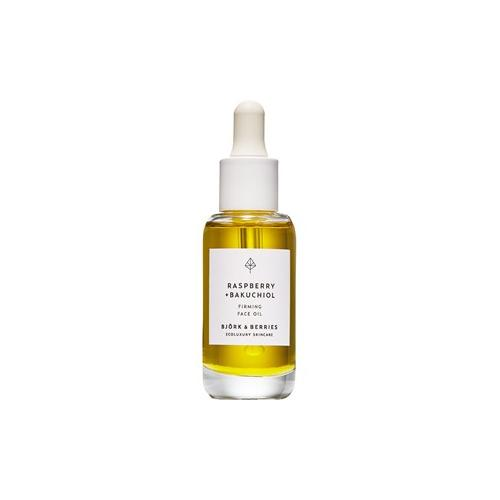 Björk & Berries Pflege Gesichtspflege Raspberry + Bakuchiol Firming Face Oil 30 ml