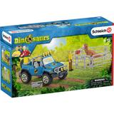 Schleich® Geländewagen mit Dino-...