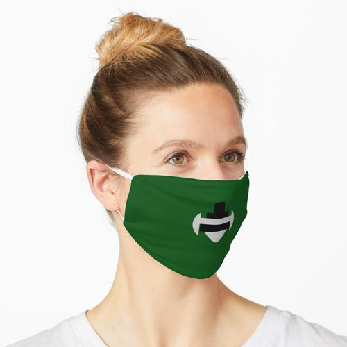 Bioman - Grün 2 Maske