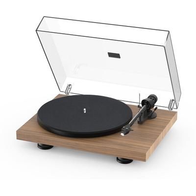 Project Debut Carbon EVO Stn Wal turntable w.Sumiko Rainier