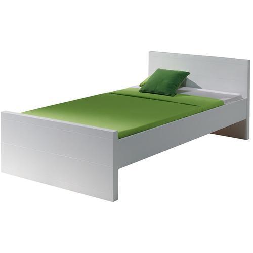 Jugendbett Mina weiß 120*200 cm
