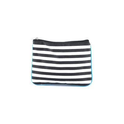 Makeup Bag: Black Stripes Access...