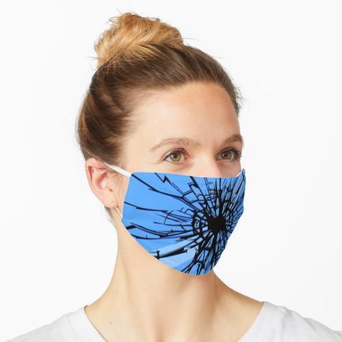 kaputter Bildschirm Maske