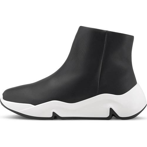 Ecco, Sneaker-Boots Chunky in schwarz, Boots für Damen Gr. 39
