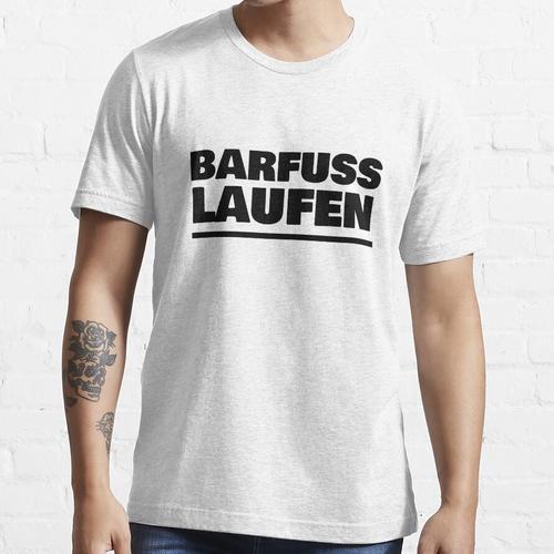 Barfuss laufen Essential T-Shirt