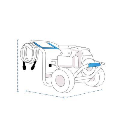 Custom Pressure Washer Covers - Design 3