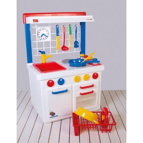 Spielküche, 70 cm weiß
