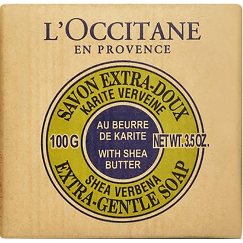 L'Occitane Shea Seife Zitronen-Verbene 100 g Stückseife