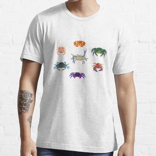 Krabben Krabben Krabben Essential T-Shirt