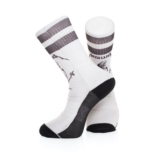 Metallica - Scary Guy Grey - Socken