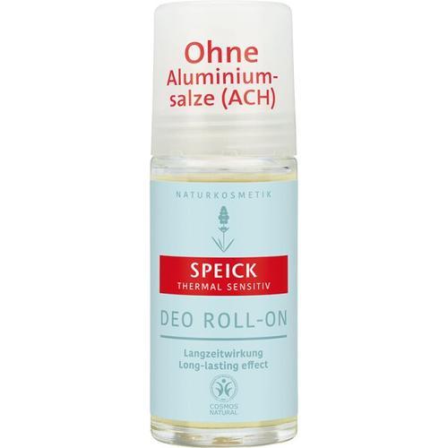 Speick Naturkosmetik Speick Thermal Sens. Deo Roll-on 50 ml Deodorant Roll-On