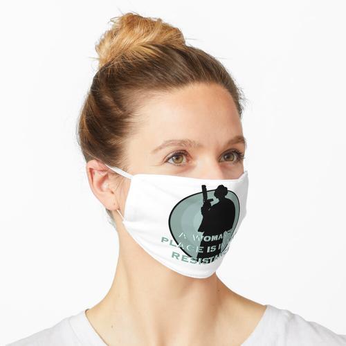 Widerstand Maske