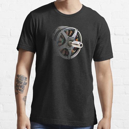 FPV-Renndrohne Renndrohnen bürstenloser Motor oder Renndrohnen-Pilotmotor Essential T-Shirt