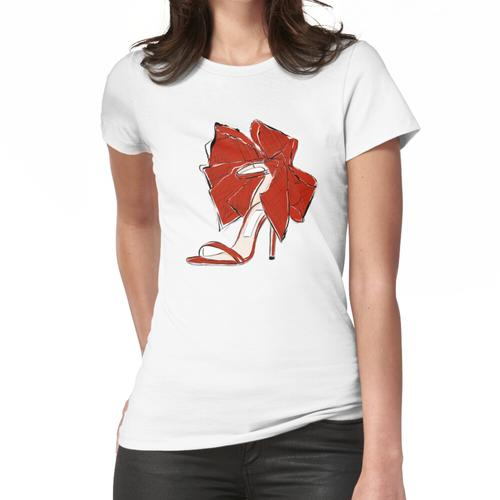 Hochzeitsschuhe Frauen T-Shirt