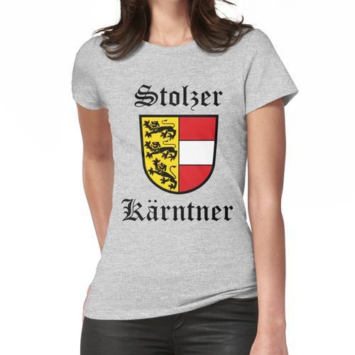 Stolzer Kärntner Frauen T-Shirt