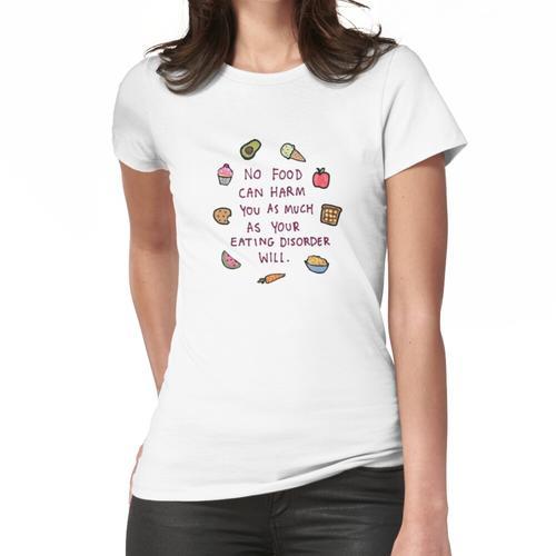 Essen ist Treibstoff Frauen T-Shirt