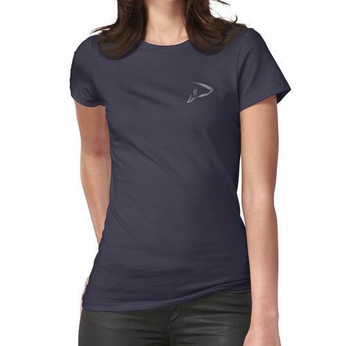 Hai Kreidezeichnung Frauen T-Shirt