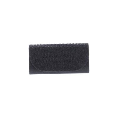 Clutch: Black Solid Bags