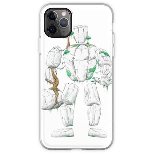 Steinriese Flexible Hülle für iPhone 11 Pro Max