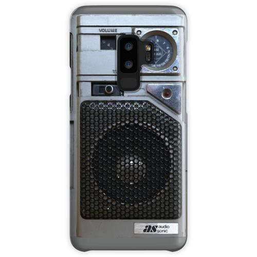 AudioSonic TK-41 iPhone 4 / 4S Hülle Samsung Galaxy S9 Plus Case