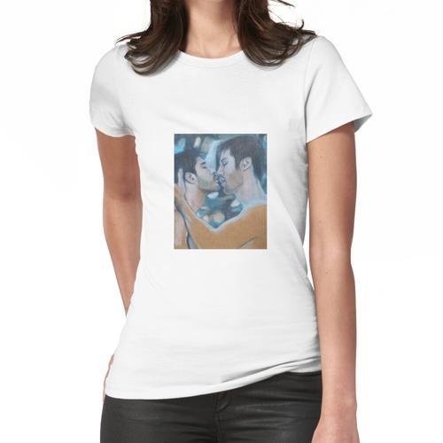Sans-Papier 12 Frauen T-Shirt