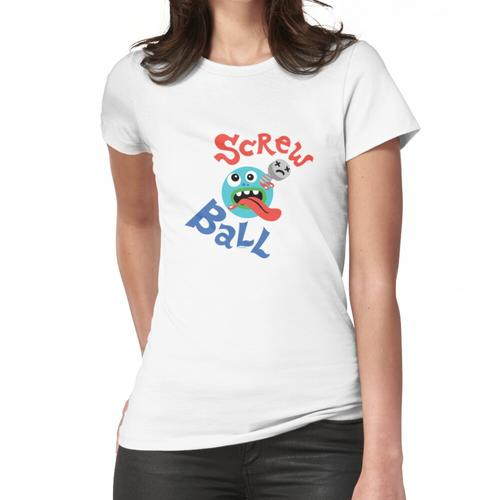 Screwball Frauen T-Shirt
