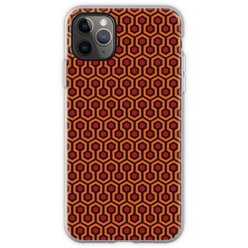 Übersehen Sie Teppichboden Flexible Hülle für iPhone 11 Pro Max