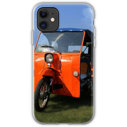 Simson Duo - DDR Classic Fahrrad Flexible Hülle für iPhone 11