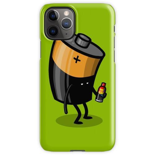 Abgelaufene Batterie iPhone 11 Pro Handyhülle