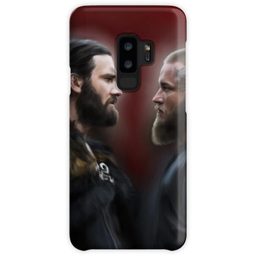 Rollo und Ragnar Samsung Galaxy S9 Plus Case
