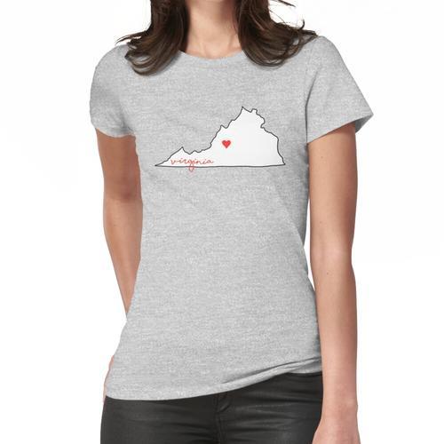 Lynchburg VA Frauen T-Shirt