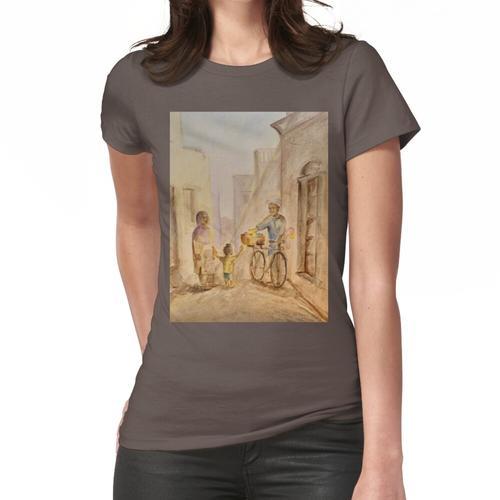 Punjabi Dorfleben 3 Frauen T-Shirt