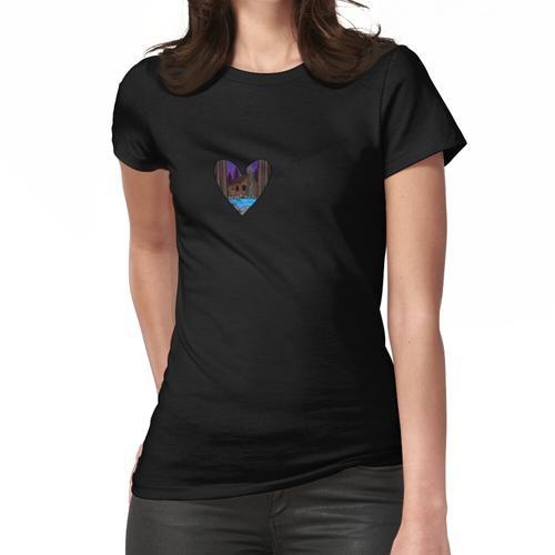 Blockhaus Frauen T-Shirt
