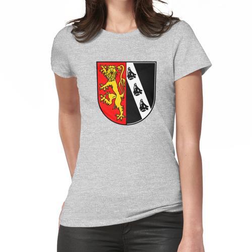 Wappen von Betzdorf, Deutschland Frauen T-Shirt