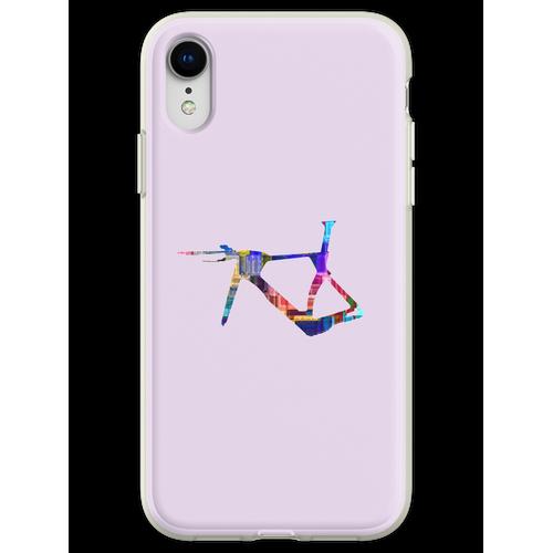 Fahrradrahmen Flexible Hülle für iPhone XR
