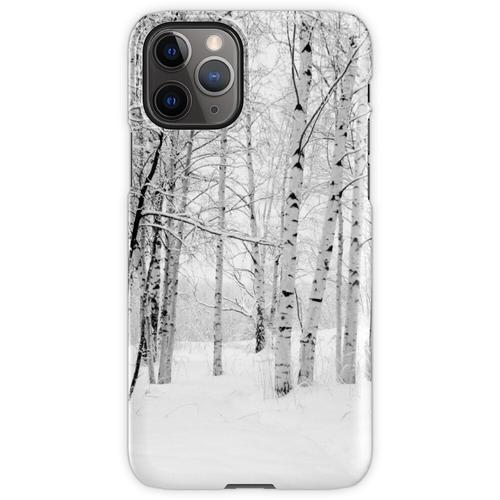 Birkenholz iPhone 11 Pro Handyhülle