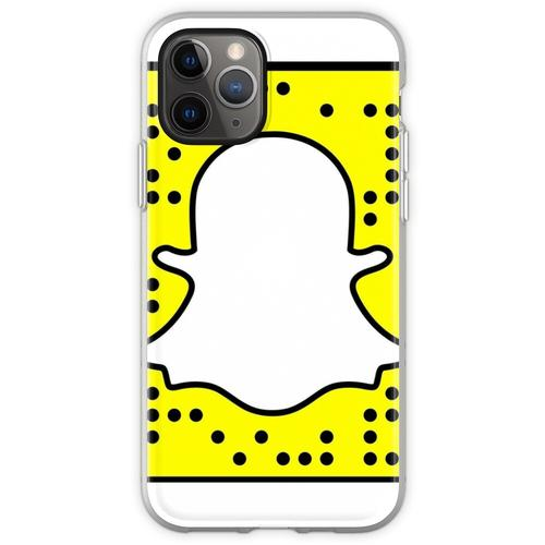 Theuans-Snapcode Flexible Hülle für iPhone 11 Pro