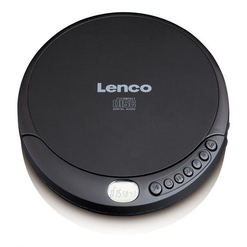 Lenco CD-010 CD-Player Tragbarer CD-Player Schwarz