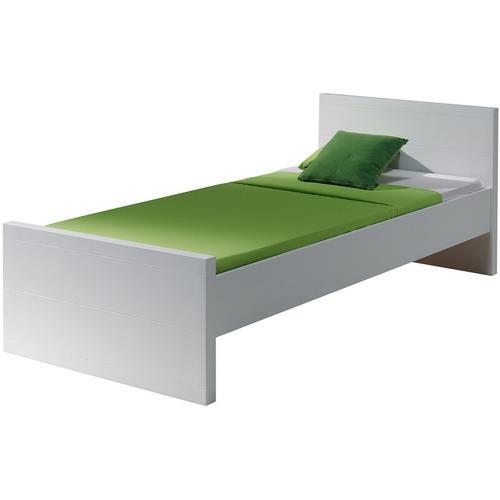 Jugendbett Mina 90*200 cm weiß