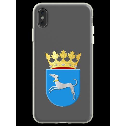 Wappen von Winterswijk, Niederlande Flexible Hülle für iPhone XS Max