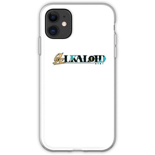 Enstars ;; Alkaloid-Logo Flexible Hülle für iPhone 11