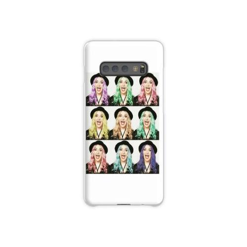 Rydel Lynch Haarfarbe / Pop Art Samsung Galaxy S10 Plus Case