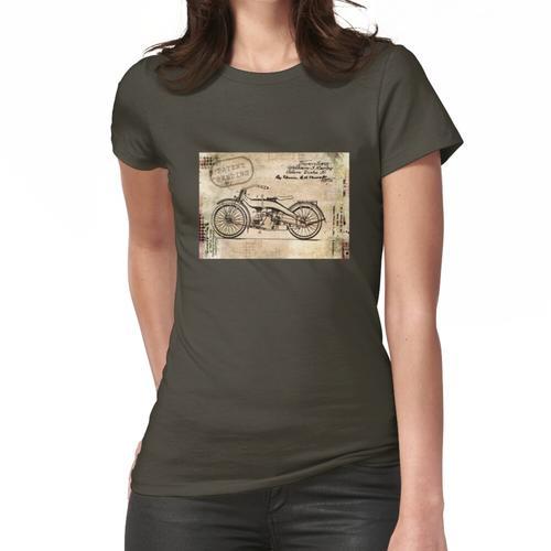 Motorrad Fahrrad Harley Frauen T-Shirt