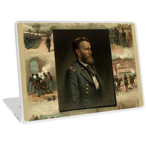 Bewilligung von West Point an Appomattox Laptop Skin