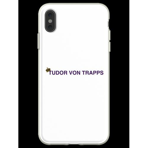 Tudor von Trapps Flexible Hülle für iPhone XS Max