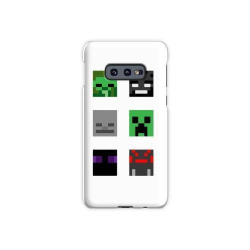 Mincraft Mobs Samsung Galaxy S10e Case