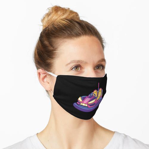 Autoscooter Maske